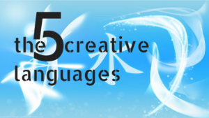 the 5 creative languages1
